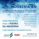 Inscreva-se para o curso – Desvendando a Indústria 4.0!